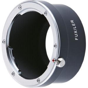 Novoflex Adapter for Leica R Mount Lenses to Fujifilm X Mount Digital Cameras