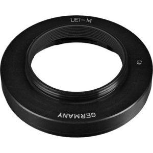 Novoflex Adapter from Universal Bellows to Leica M Lenses
