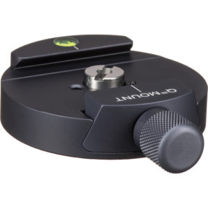 Novoflex Q=Mount Arca-Type Manual-Locking Quick Release Adapter - Requires Plate