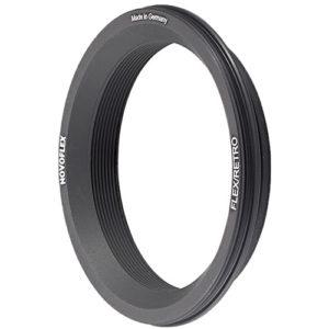 Novoflex Adapter Ring for Lens End of RETRO to BAL-F